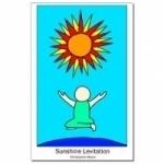 sunshine_levitation_11_x_17_poster_print